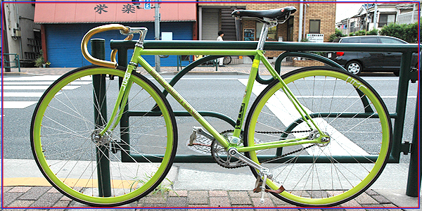 Tokio Fixed gear