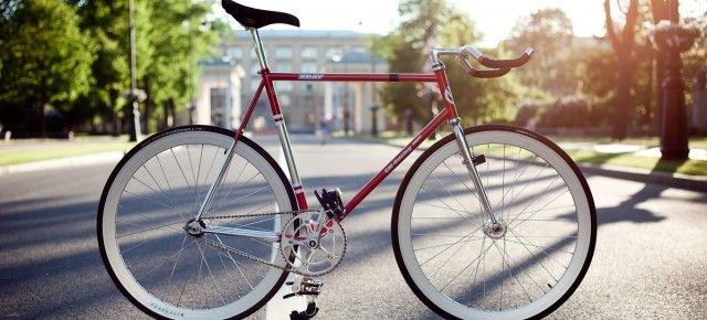 Преимущества Fixed gear