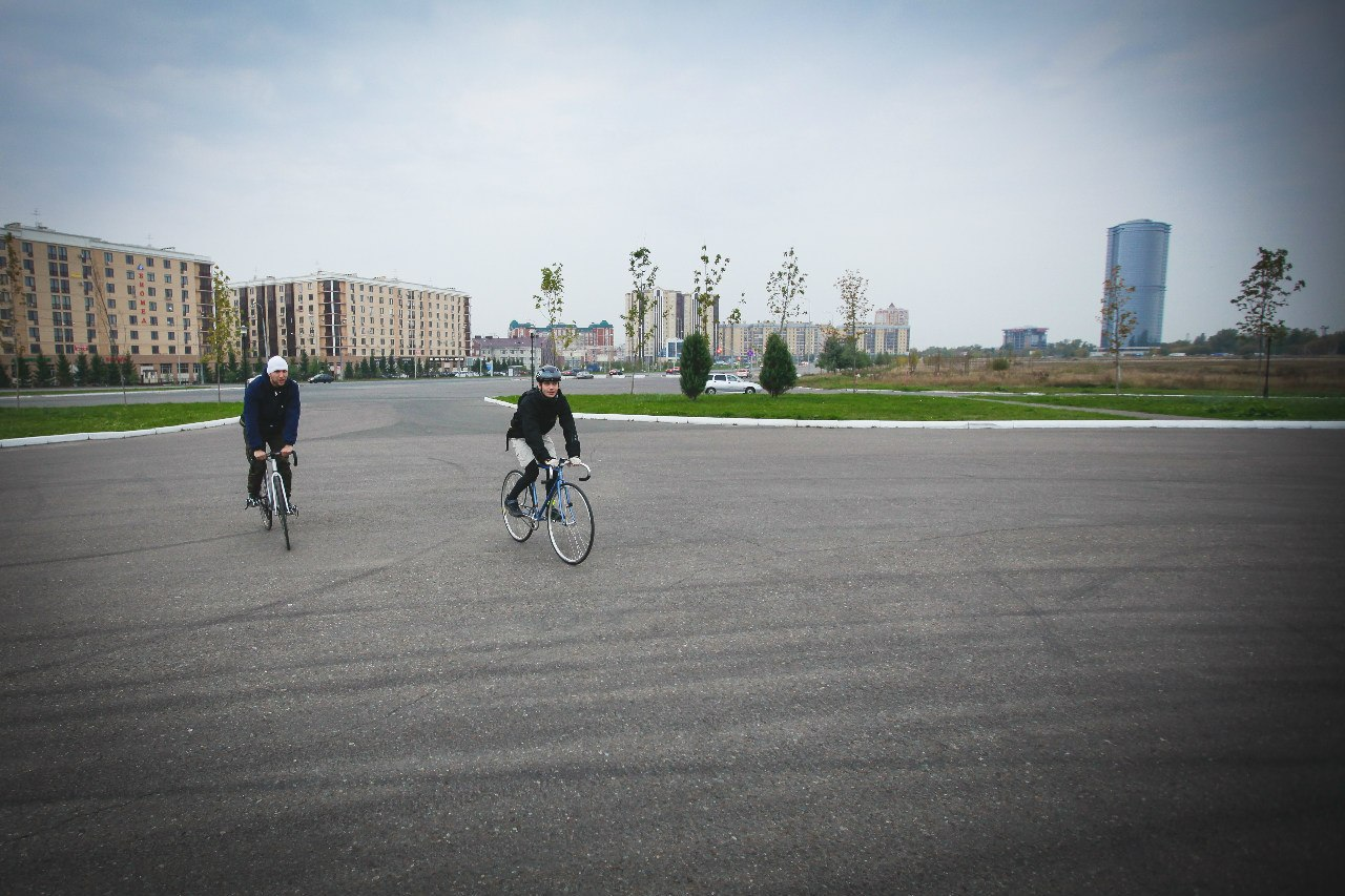 Велосипеды Fixed Gear в Казани