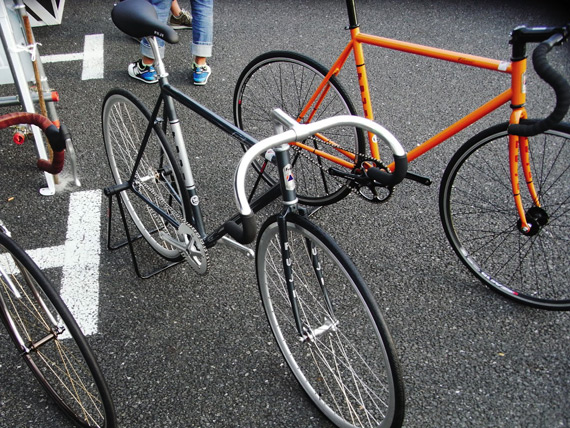 Fixed gear Fuji