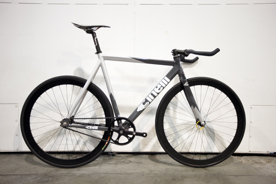 Cinelli Bycycles и Fixed Gear