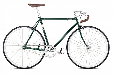 Fuji Feather 2018 Green