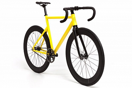 Велосипед Santa Fixie Yellow