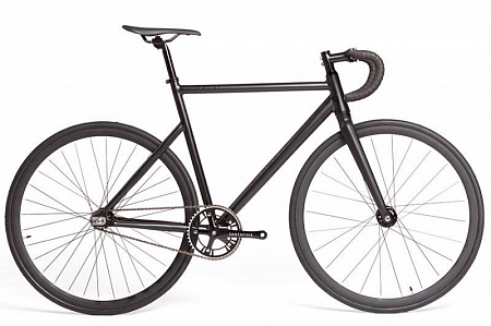 Велосипед Santa Fixie Matte Black 40mm