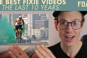 Картинка статьи BEST FIXED GEAR VIDEOS OF THE DECADE